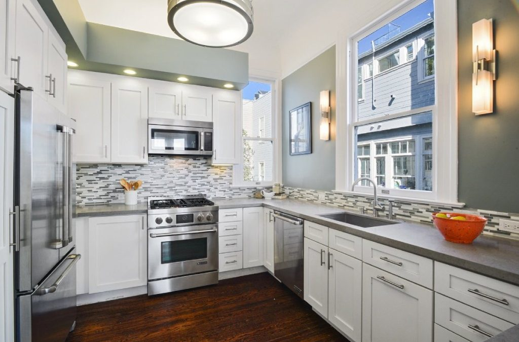 San Francisco, CA, Transitional Kitchen