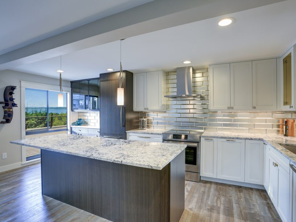 icabinetry custom cabinets with white cabinets and grey cabinets for the kitchen island