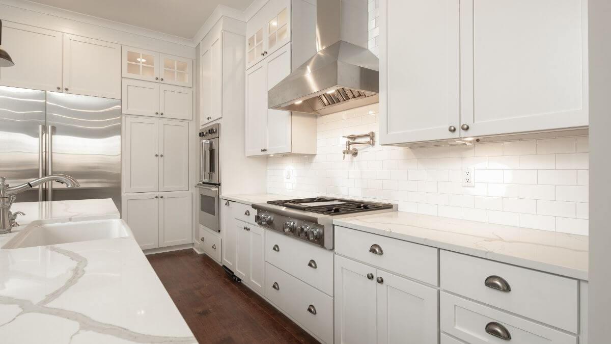 Choosing Between Stock vs. Custom Kitchen Cabinets