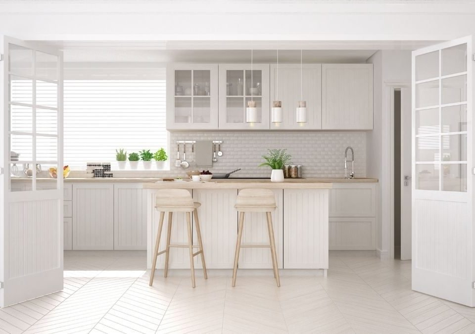 4 Ways To Make a Small Kitchen Look Bigger